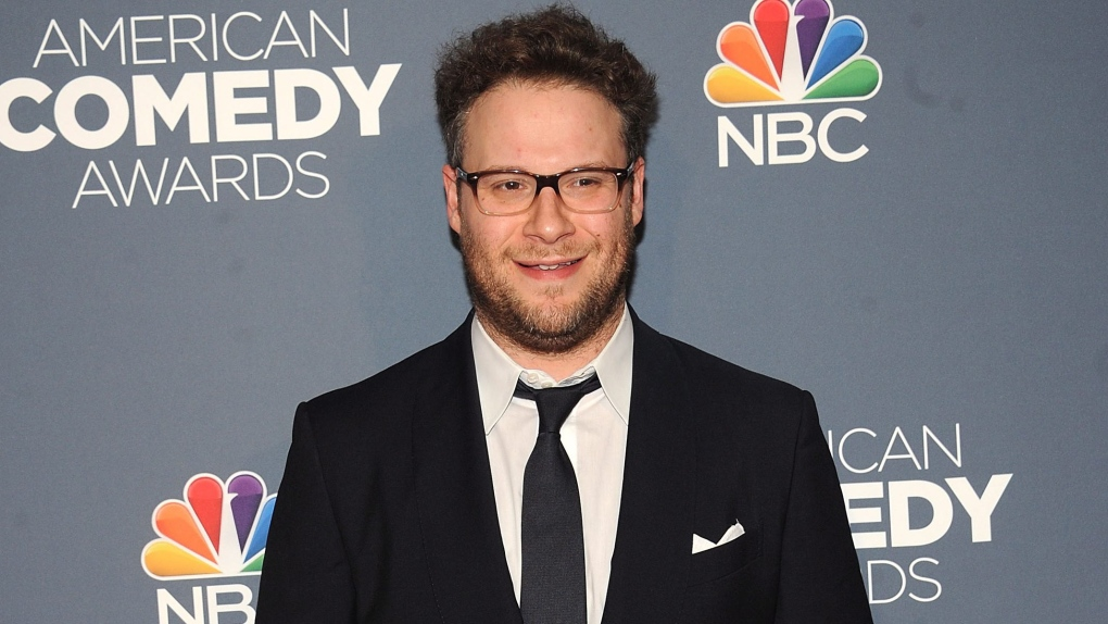 Seth Rogen the new voice of TransLink