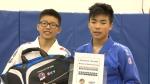 Athletes of the Week: Katsuo and Katsuji Leung