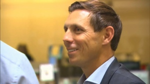 Patrick Brown defends spending nearly $300,000 while he sat as independent legislator | CTV News
