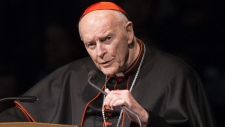 Cardinal Theodore Edgar McCarrick in 2015