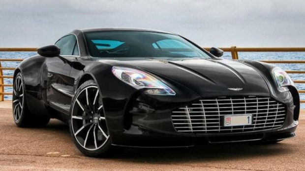 Supercars In One Location This August CTV News Autos - Aston martin one77