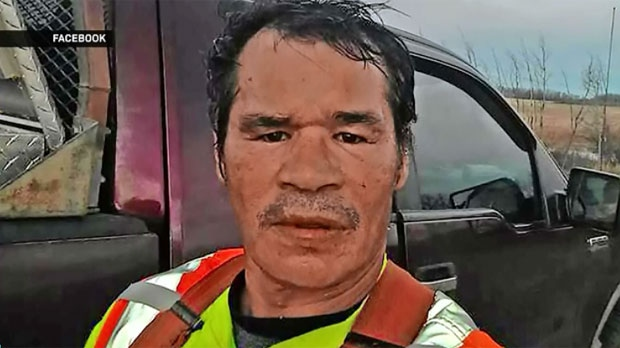 Jerry Gadwa was fighting a wildfire in Ontario when he died.