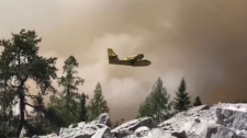 Wildfires are raging in northern Ontario