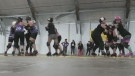 Roller derby hits North Bay
