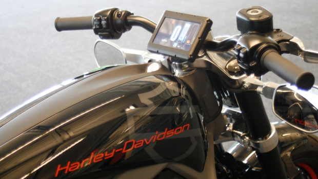 Developing ' small-displacement motorcycle' for India: Harley-Davidson
