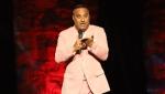 Comedian Russell Peters performs at Caesars Windsor in Windsor, Ont., on Saturday, July 28, 2018. (Melanie Borrelli / CTV Windsor)