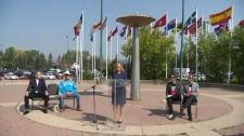Calgary's Olympic bid corporation, CEO, Calgary 20