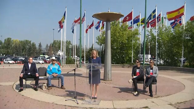 Mary Moran was appointed CEO of Calgary 2026 on July 31, 2018.