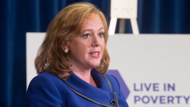 Ford government slashes income assistance hikes