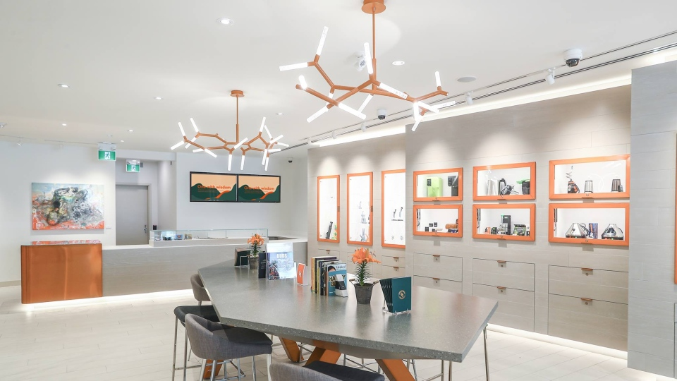 Alberta Cannabis Company Opens Concept Store In Edmonton