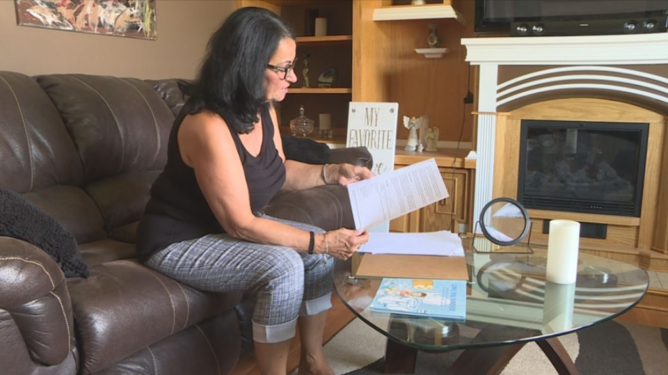 Marcella Davis, the mother of former CFL player Jordan Matechuk, says she wants to see changes in Saskatchewan's mental health system following challenges she's faced surrounding her son's situation.