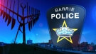 Barrie Police logo (CTV News Graphic)
