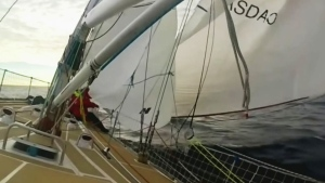 CTV Montreal: Going for a sail