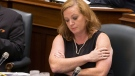 Lisa Macleod, Ontario's Children, Community and Social Services Minister, attends Question Period at the Ontario Legislature in Toronto on Wednesday August 1, 2018. THE CANADIAN PRESS/Chris Young