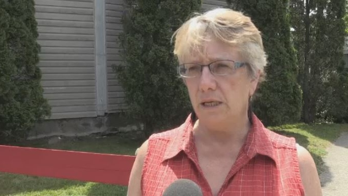 Shelburne Mayor Karen Mattatall