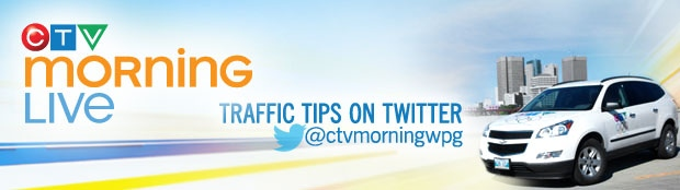 CTV Morning Live Traffic