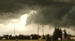 A severe thunderstorm watch has been issued for areas near Greater Sudbury and North Bay. (File)