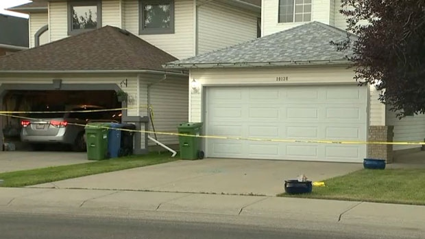 Calgary police have formally identified the victims in a triple murder case this week.
