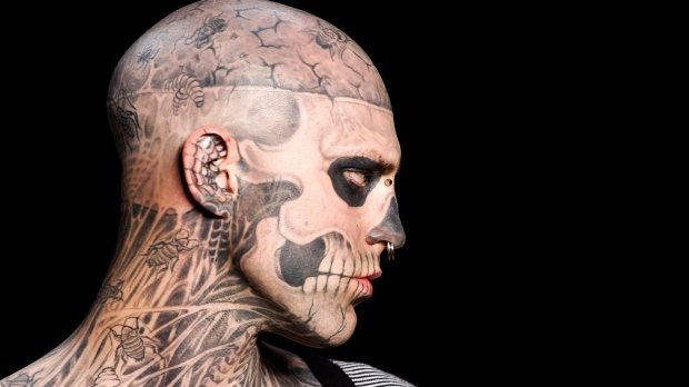 Zombie Boy's death was an accident: Coroner's report - CTV News