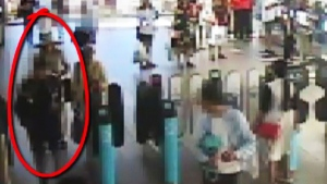 Two suspects have been arrested following a string of thefts in Vancouver. (Vancouver Transit Police)