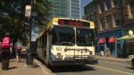 A Halifax Transit bus is seen in this file photo.