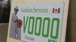 Legion proposes Vet license plates for RCMP