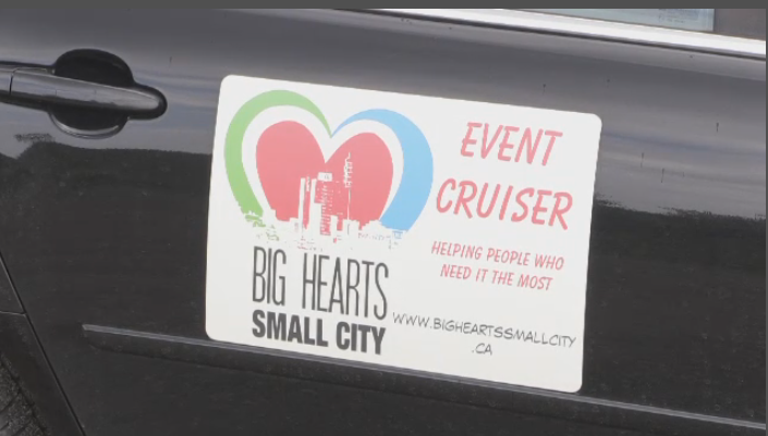 Surveillance cameras have been stolen on numerous occasions from the organization Big Hearts Small City, a security company has now stepped up to help