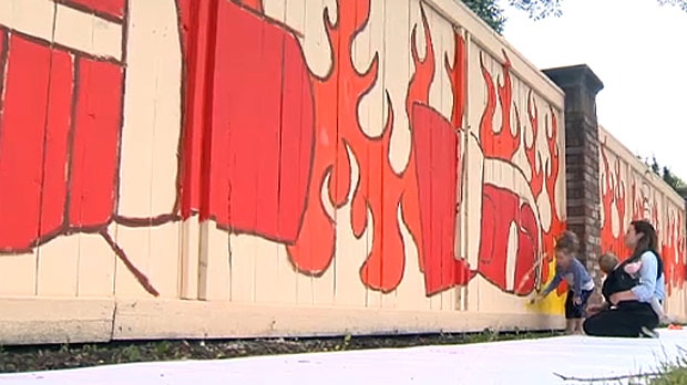 Thousands are expected to participate in a mural project in Coventry Hills over the Heritage Day long weekend.