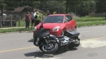 Barrie motorcycle crash