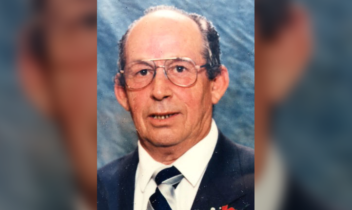 77-year-old Jack Furrie was killed when a tornado hit his home in Alonsa, MB.