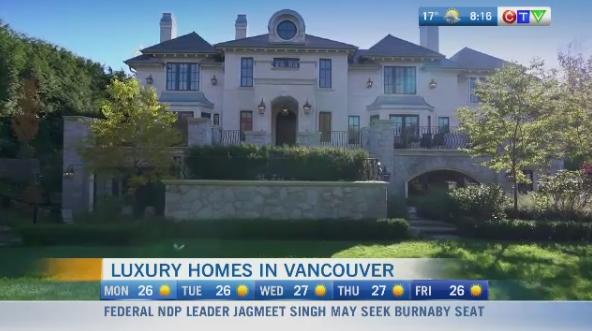 Beautiful CTV News Vancouver