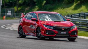 The Honda Civic Type R Challenge 2018. — Picture by Newspress/Honda via AFP