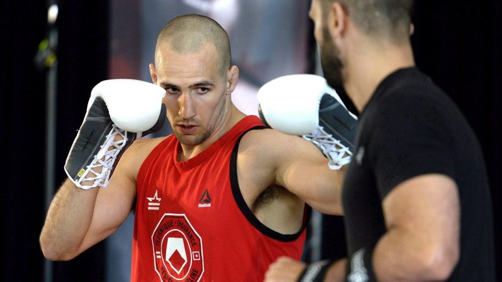Canadian Rory MacDonald to defend Bellator title in ...
