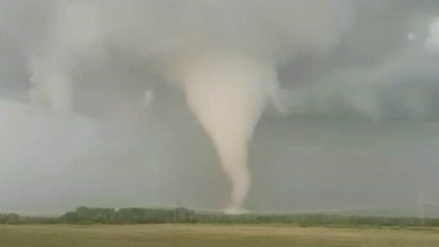 Deadly Alonsa tornado rating upgraded,