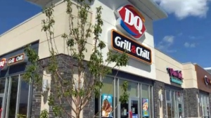Mystery smell at northeast Dairy Queen