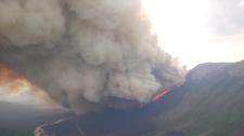 B.C. Wildfire