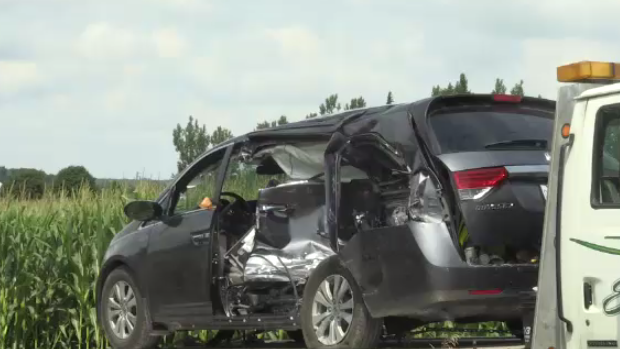 Elora crash
