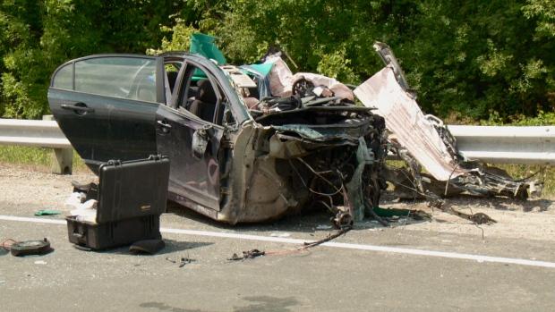 Smiths Falls fatal