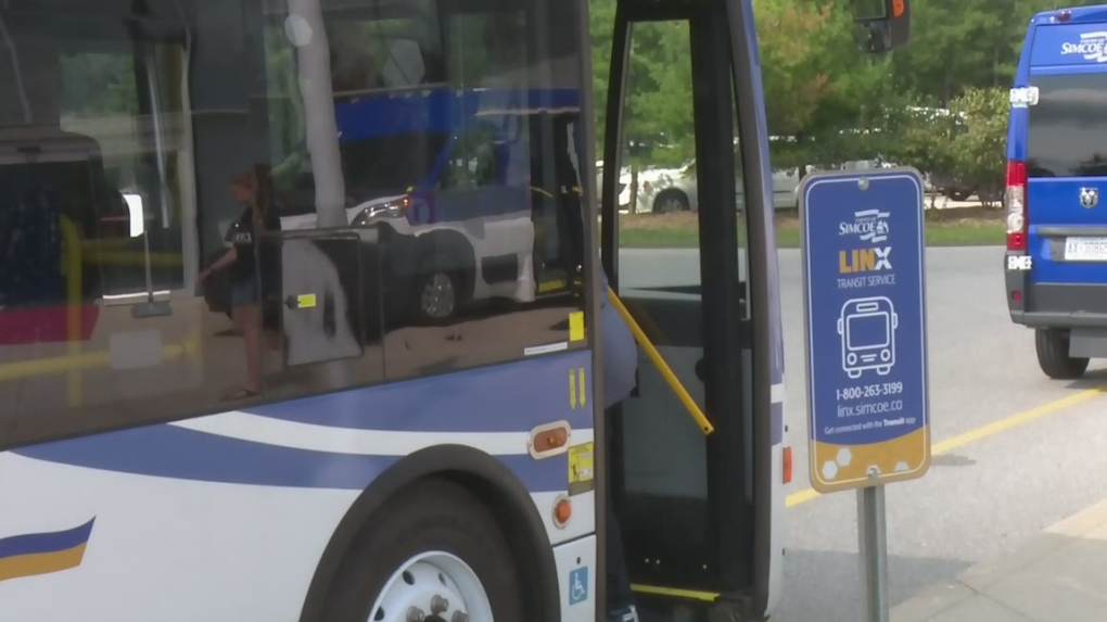 Simcoe County rolls out new transit routes to connect more riders to Barrie