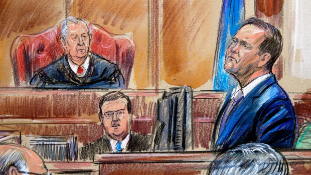 Lawyers to begin closing arguments in explosive Manafort trial AFP