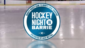 Hockey Night in Barrie