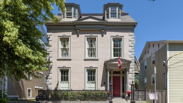 Halifax mansion for sale