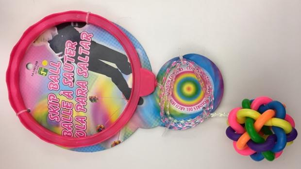 Dollarama recalls toys containing potentially harmful