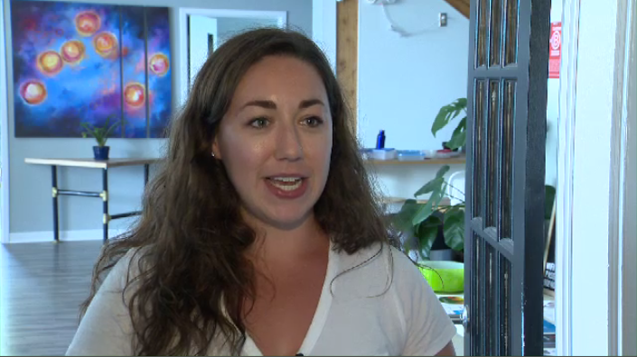 """It's kind of like the Wild West in the housing market right now in Halifax, and yeah, some regulations are definitely needed,"" said Emily Miller."