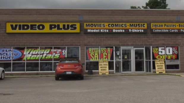 John and Judy George have decided to retire and give up their Video Plus Books store in Stratford.
