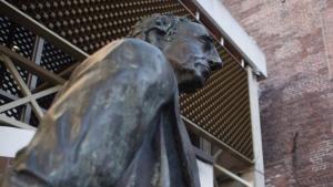 John A. Macdonald statue