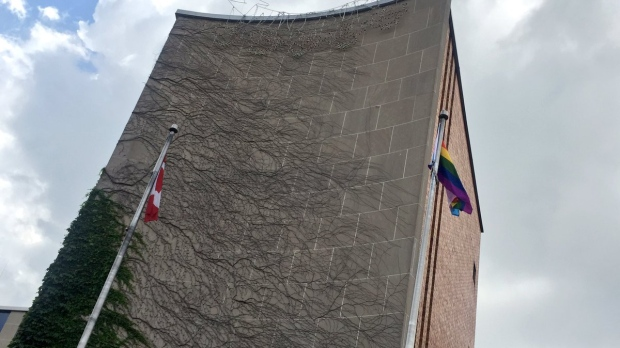 Windsor Pride Flag