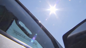 Daytime temperatures in Greater Sudbury are expected to near 30 C in the next two days, Environment Canada said Monday. (File)