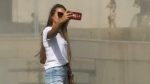 Heat warnings issued as temps rise
