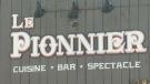 Pioneer bar